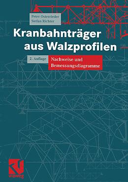 Kartonierter Einband Kranbahnträger aus Walzprofilen von Peter Osterrieder, Stefan Richter