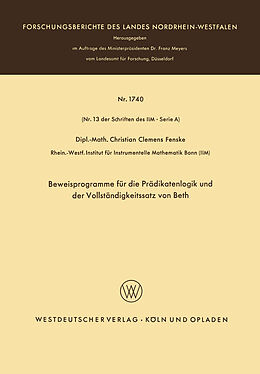 Cover: https://exlibris.azureedge.net/covers/9783/3229/6118/1/9783322961181xl.jpg