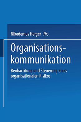 E-Book (pdf) Organisationskommunikation von Nikodemus Herger
