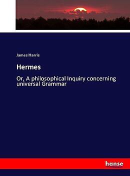 Kartonierter Einband Hermes von James Harris