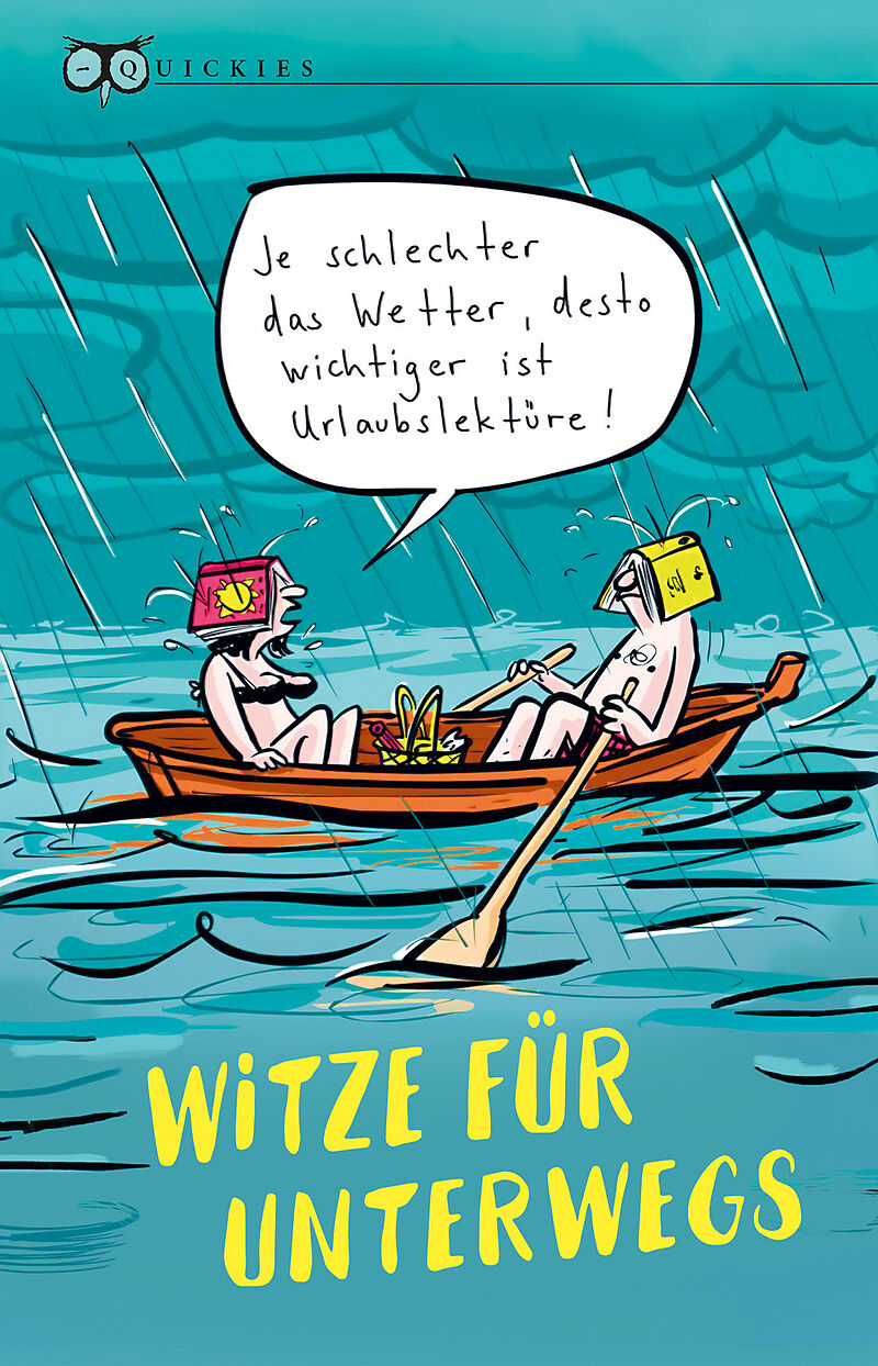 Witze für unterwegs - - Buch kaufen   Ex Libris