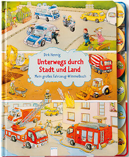 Unterwegs durch Stadt und Land [Versione tedesca]