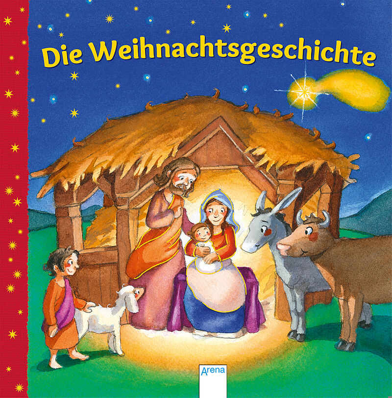 Die Weihnachtsgeschichte [Versione tedesca]