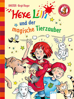 Hexe Lilli und der magische Tierzauber [Version allemande]