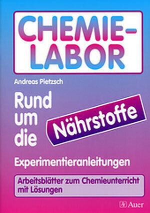 Chemie. Rund um die Nährstoffe - Andreas Pietzsch - Buch kaufen ...