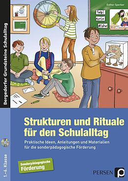 Set mit div. Artikeln (Set) Strukturen und Rituale für den Schulalltag von Esther Sperber