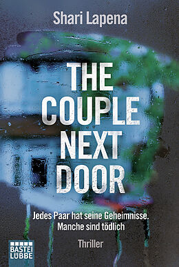 Kartonierter Einband The Couple Next Door von Shari Lapena