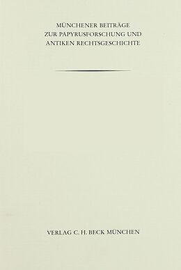 Cover: https://exlibris.azureedge.net/covers/9783/4060/0663/0/9783406006630xl.jpg