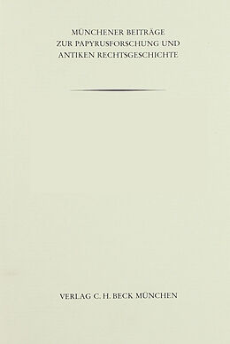 Cover: https://exlibris.azureedge.net/covers/9783/4063/1232/8/9783406312328xl.jpg