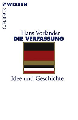 E-Book (epub) Die Verfassung von Hans Vorländer