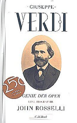 Fester Einband Giuseppe Verdi von John Rosselli