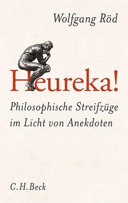 Kartonierter Einband Heureka! von Wolfgang Röd