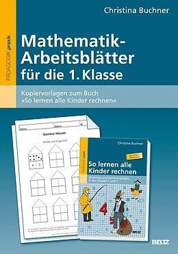 E-Book (pdf) Mathematik-Arbeitsblätter für die 1. Klasse von Christina Buchner