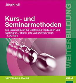 E-Book (pdf) Kurs- und Seminarmethoden von Jörg Knoll
