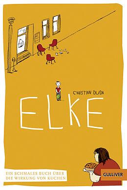 Kartonierter Einband Elke von Christian Duda