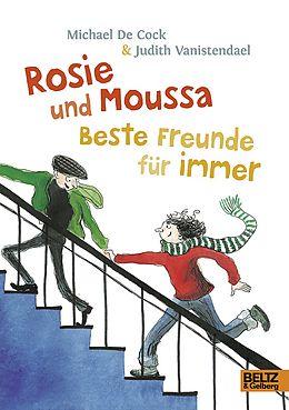 Rosie und Moussa. Beste Freunde für immer [Versione tedesca]