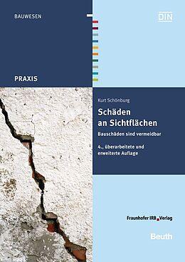 Schäden an Sichtflächen [Version allemande]