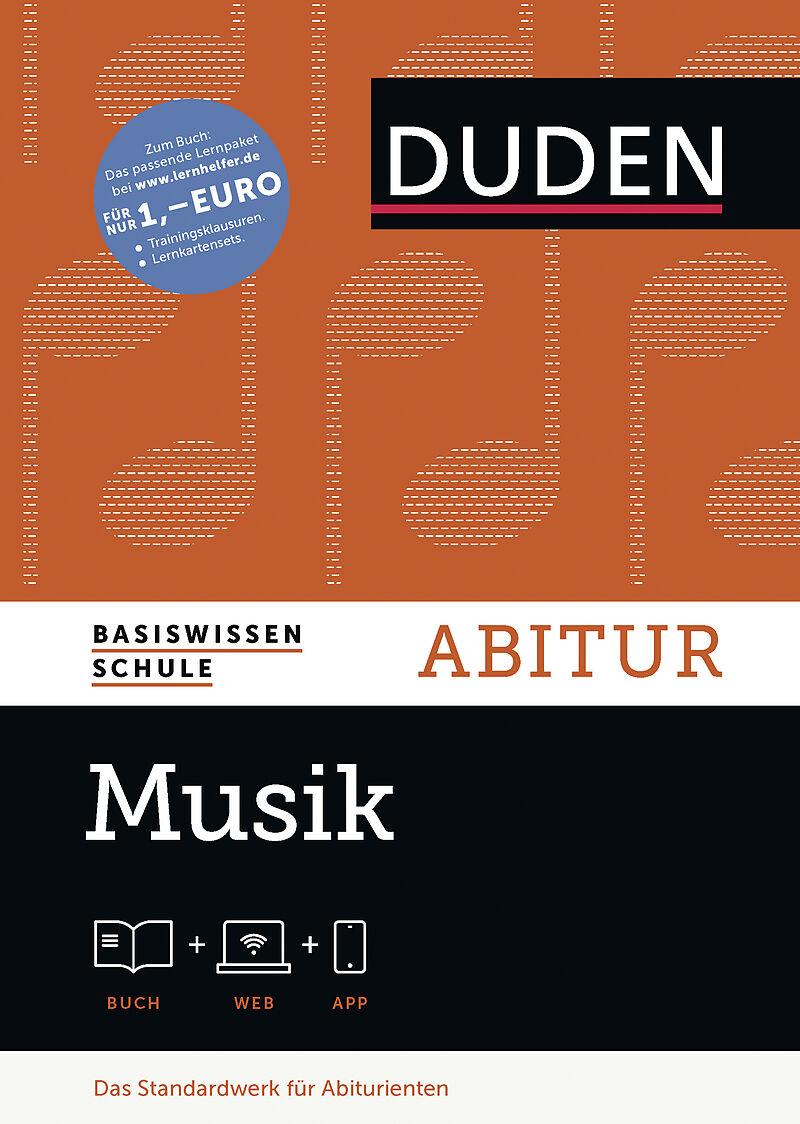 Basiswissen Schule - Musik Abitur [Version allemande]