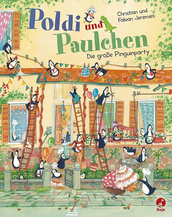 Poldi und Paulchen - Die große Pinguinparty [Versione tedesca]