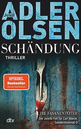Taschenbuch Schändung von Jussi Adler-Olsen