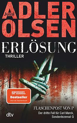Taschenbuch Erlösung von Jussi Adler-Olsen