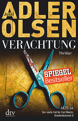 Fester Einband Verachtung von Jussi Adler-Olsen