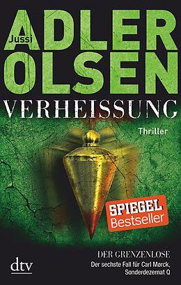 Fester Einband Verheißung, Der Grenzenlose von Jussi Adler-Olsen