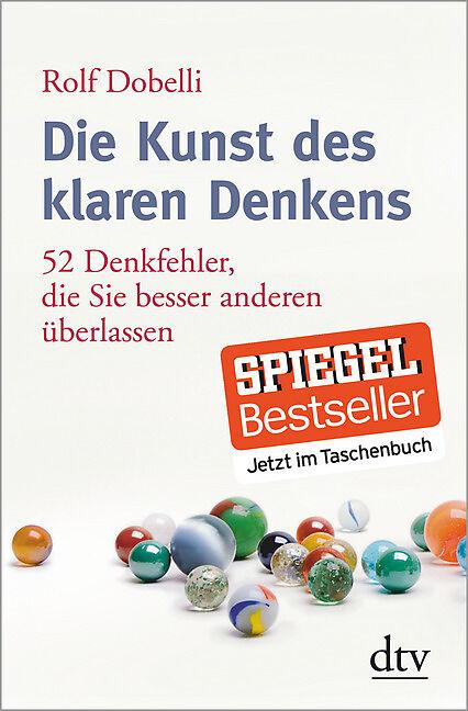 Die Kunst des klaren Denkens [Versione tedesca]
