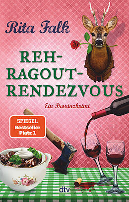 E-Book (epub) Rehragout-Rendezvous von Rita Falk