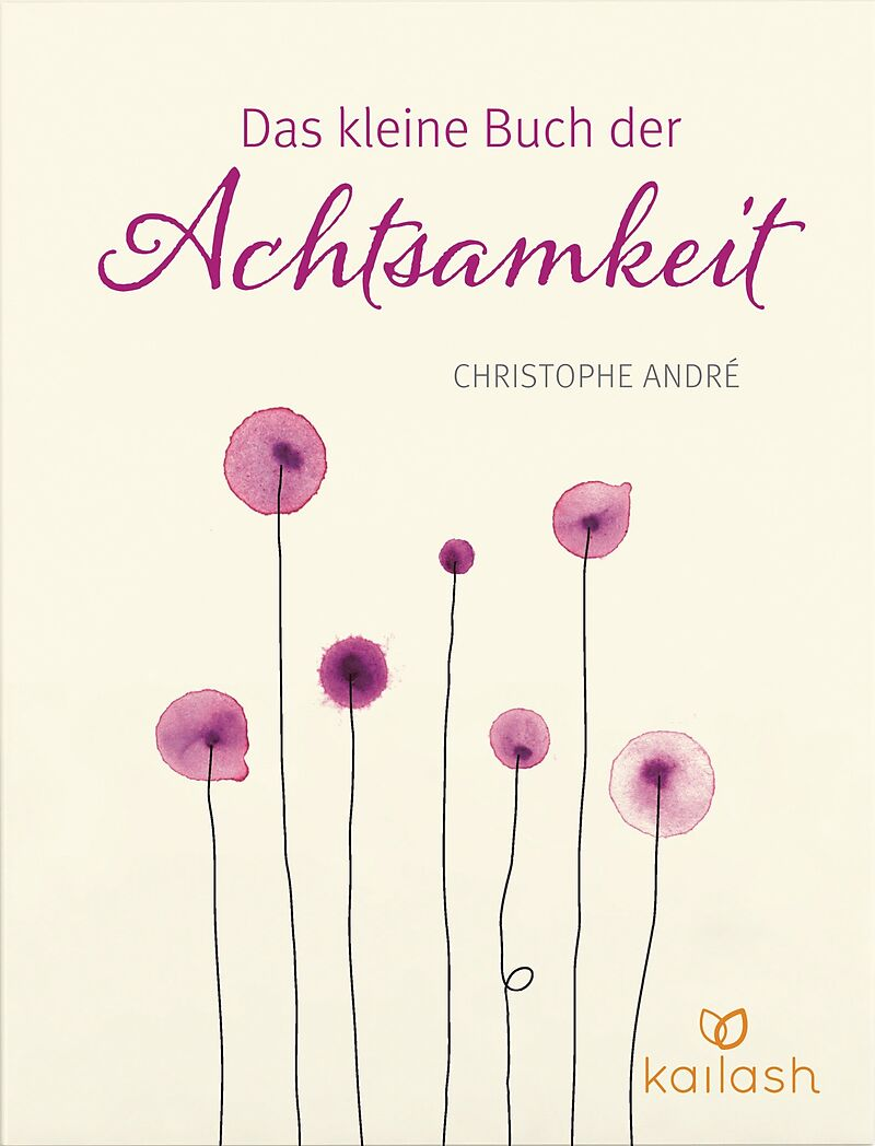 Das Kleine Buch Der Achtsamkeit Christophe André Buch Kaufen