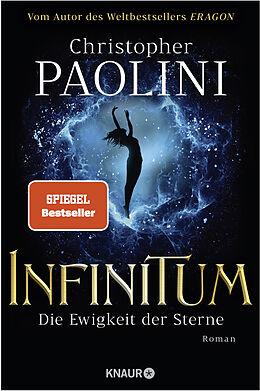 Fester Einband INFINITUM - Die Ewigkeit der Sterne von Christopher Paolini