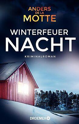 Kartonierter Einband Winterfeuernacht von Anders de la Motte