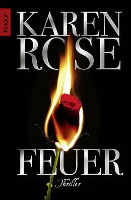 Kartonierter Einband Feuer von Karen Rose