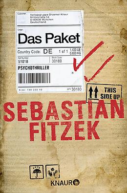 Kartonierter Einband Das Paket von Sebastian Fitzek