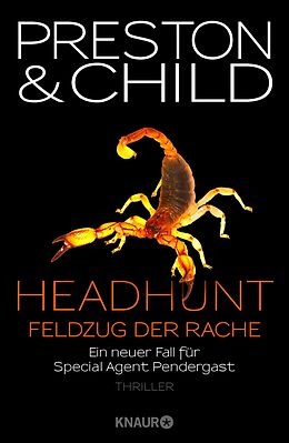 Fester Einband Headhunt - Feldzug der Rache von Douglas Preston, Lincoln Child