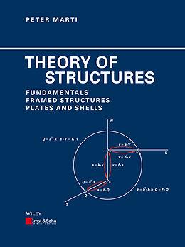 Livre Relié Theory of Structures de Peter Marti, Philip Thrift