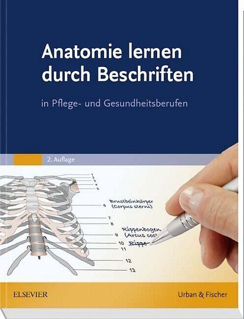 Anatomie lernen durch Beschriften - - Buch kaufen | exlibris.ch