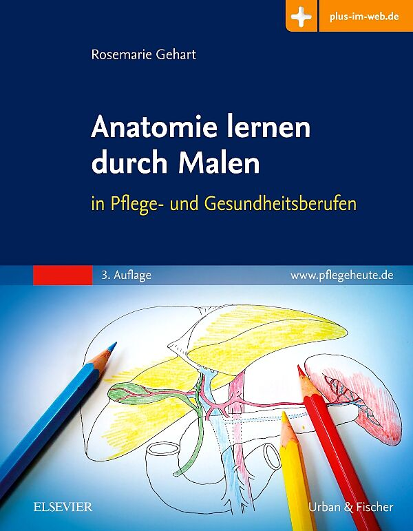 Anatomie lernen durch Malen - Rosemarie Gehart - Buch kaufen ...