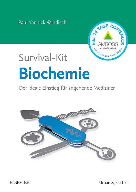Survival-Kit Biochemie [Versione tedesca]