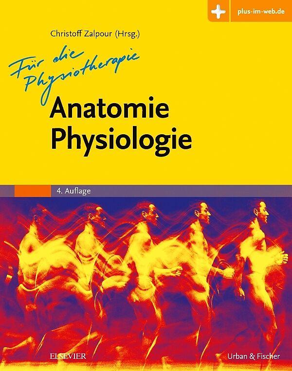 Anatomie Physiologie für die Physiotherapie - - Buch kaufen ...