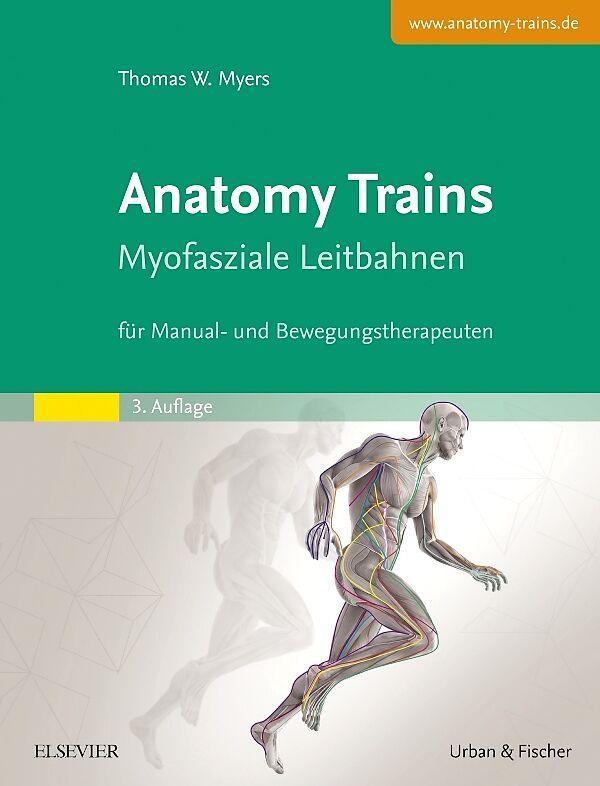 Anatomy Trains - Thomas W. Myers - Buch kaufen | exlibris.ch