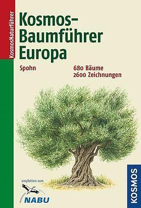 Kosmos-Baumführer Europa [Version allemande]