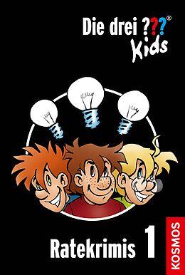E-Book (epub) Die drei ??? Kids, Ratekrimis 1 (drei Fragezeichen Kids) von Ulf Blanck
