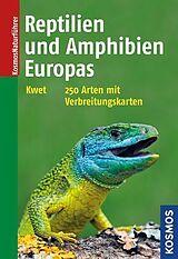 Reptilien und Amphibien Europas [Versione tedesca]