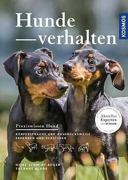E-Book (epub) Hundeverhalten von Heike Schmidt-Röger, Susanne Blank