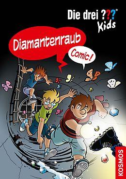 die drei ??? kids, diamantenraub drei fragezeichen kids - boris pfeiffer - deutsche e-books