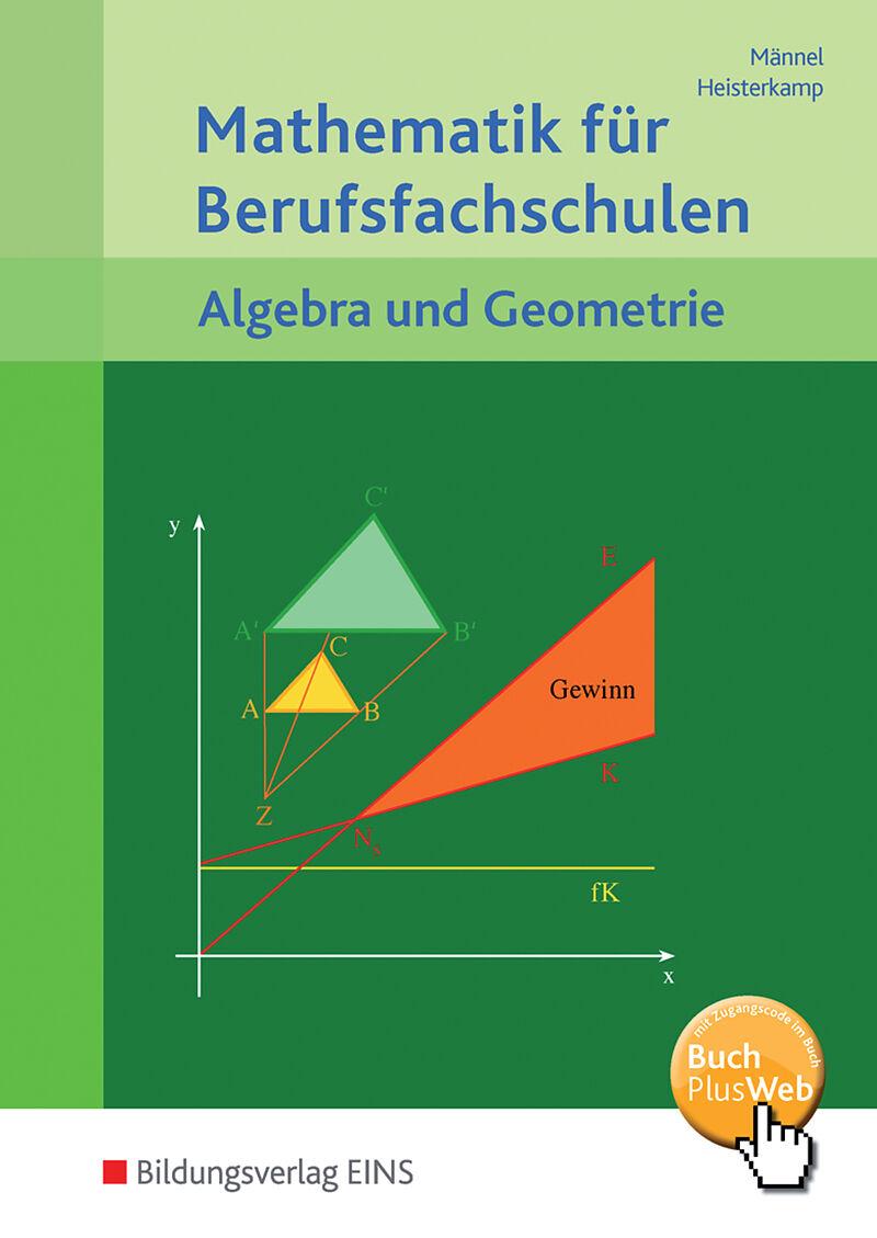 Mathematik für Berufsfachschulen. Algebra und Geometrie [Version allemande]