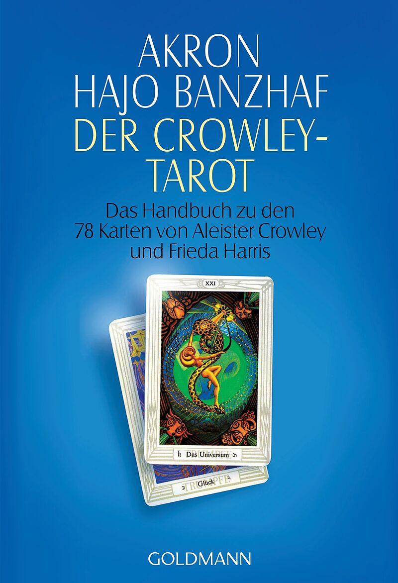 Der Crowley-Tarot [Versione tedesca]