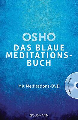 Das blaue Meditationsbuch [Version allemande]