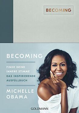 Fester Einband BECOMING: Finde deine innere Stimme von Michelle Obama